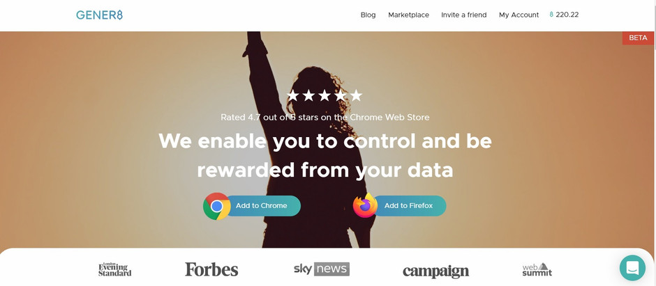 Get paid to see online adverts