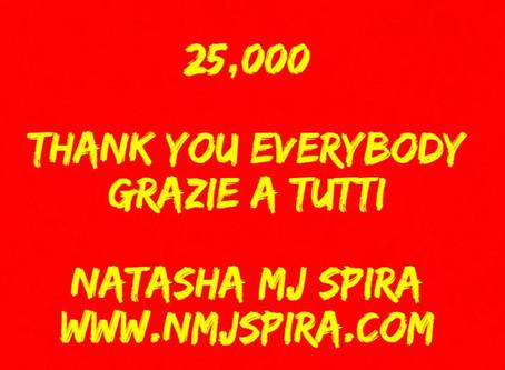 25,000 Visits/Visite !!!!!