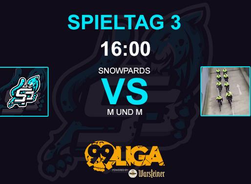 CS:GO - SNOWPARDS vs M und M