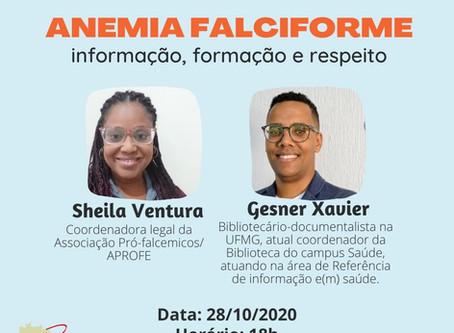 ANEMIA FALCIFORME: informação, formação e respeito