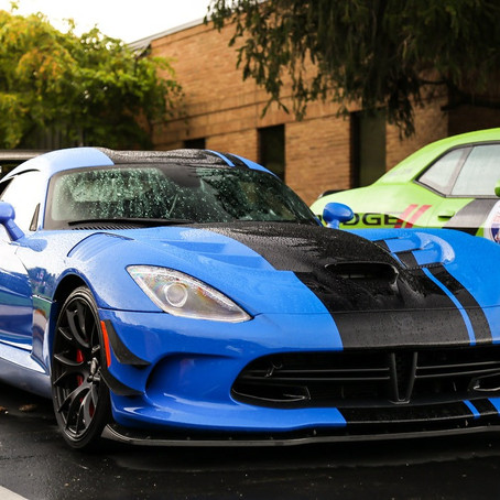 DODGE VIPER ACR: THE BEST AMERICAN TRACK CAR