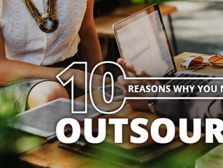 10 Brilliant Reasons Why You Should Be Outsourcing Your IT