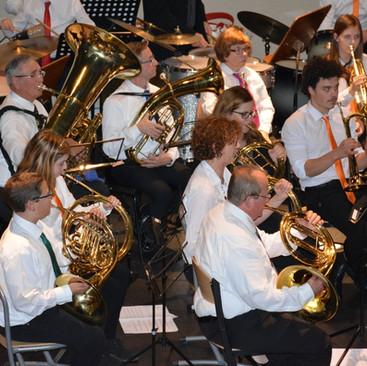 Stage d'Orchestre de Batterie-Fanfare 2019