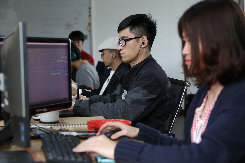 Học Animation yêu cầu kiến thức và kỹ năng máy tính
