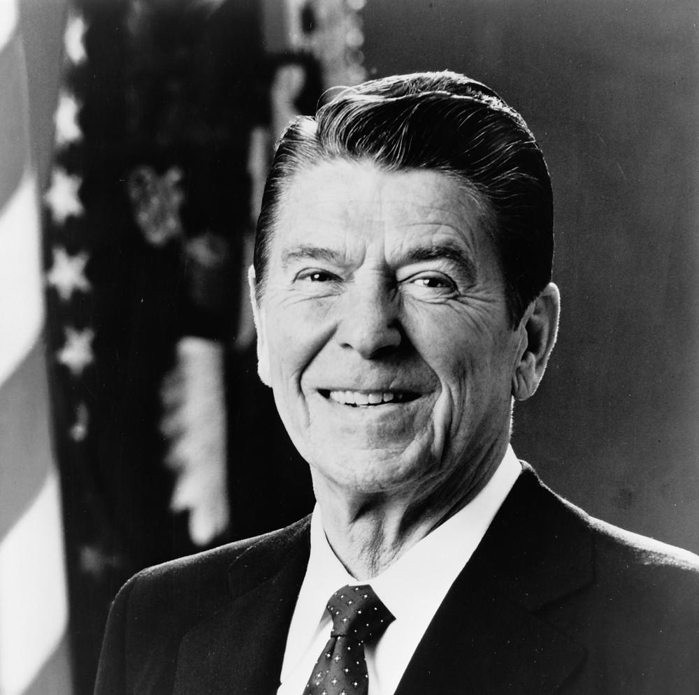 Ronald Reagan, Republican President