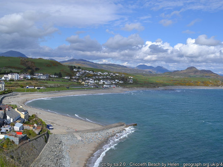 Criccieth: Mountains, Coast & Castles