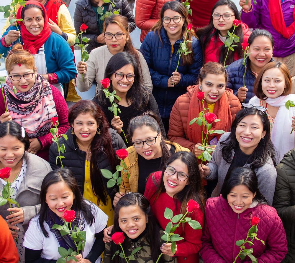Celebrating women on International Women's Day