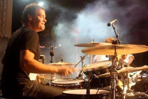 Drumclinic Oscar Kraal bij DRUMZAAK