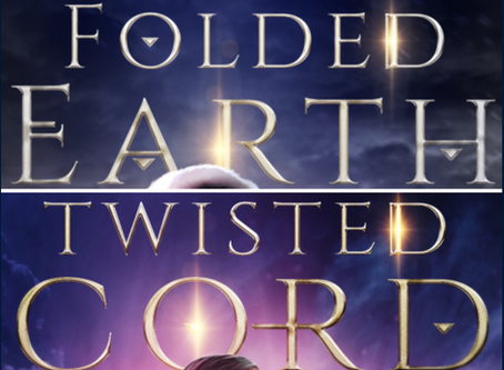 Folded Earth II the title reveal