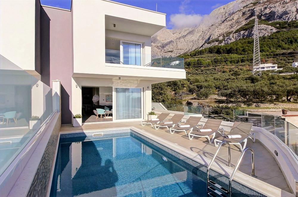 Luxury Villa Makarska Riviera