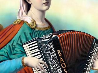 Feliz Santa Cecilia