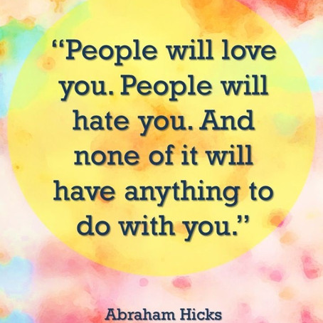 People Will Dislike You Anyways
