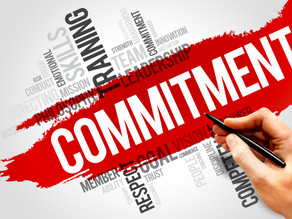 Making A Commitment To Your Business