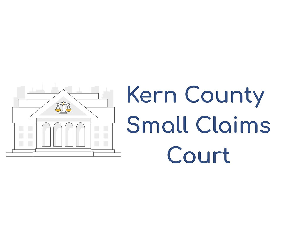 How to file a small claims lawsuit in Kern County Small Claims Court