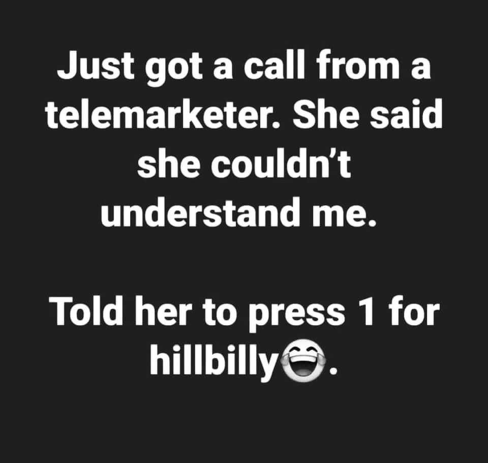 Funny Telemarketer Meme