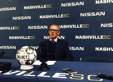 Press Conference | Nashville SC 5 - 1 Swope Park Rangers