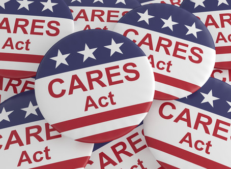 The CARES Act: What Does it Mean for Your Retirement?