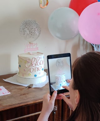 My daughter's birthday