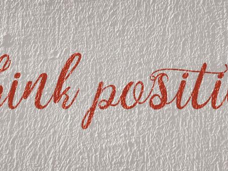 8 Gründe, warum positive Psychologie in der Pandemiezeit helfen kann. Grund #1: Positives Denken