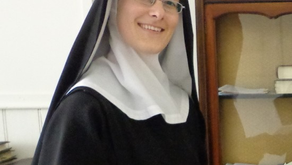 Sr Mary Thomas (Helen Brown) recalls her conversion, CSU memories and her call to becoming a nun