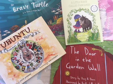 Book Reviews : Raising a Reader with 4 local South African books we love!