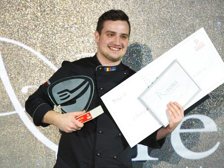 Emanuel Mocan a câștigat ediția 2019 a Arenei Bucătarilor Selgros !