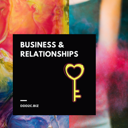 Healthy Relationships While Working Your Biz