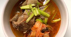 Simple Korean Beef Soup