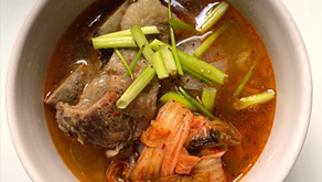 Simple Korean Beef Soup