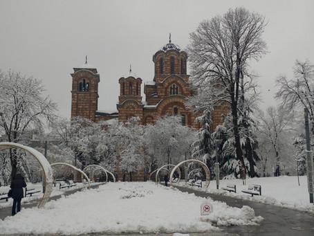 Sérvia é segura para o viajante? 4 pontos provam que sim