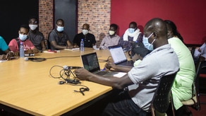 """Lancement du programme """"industrie musicale malienne à l'heure du numérique"""" ce 02 novembre 2020."""