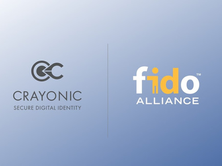 Crayonic Partners with the FIDO Alliance as an Affiliate Member