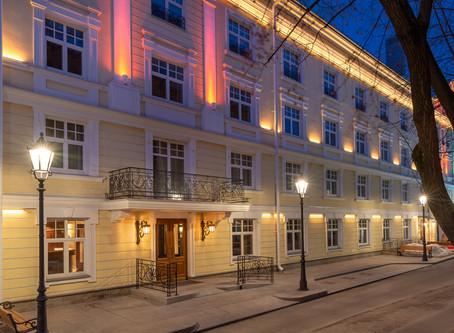 Экомаркировка «Листок жизни» присвоена петербургскому отелю Garden Street