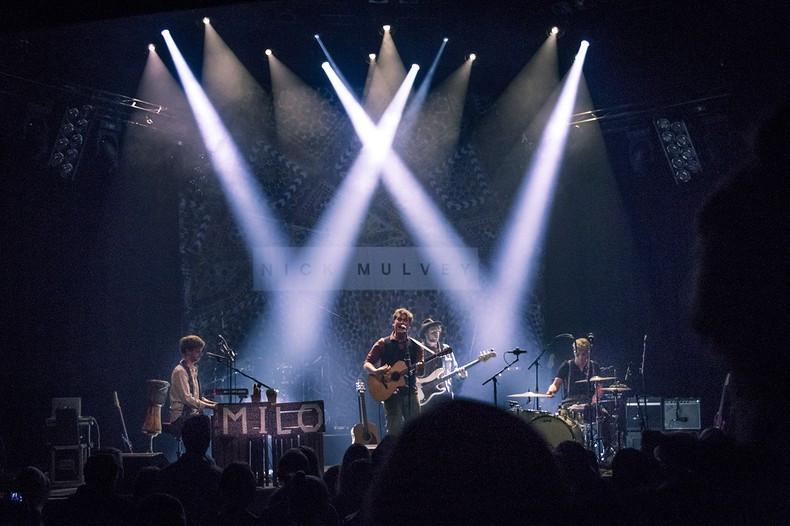 MILO EP release 16 maart in Hedon Zwolle
