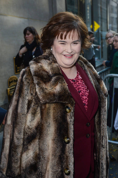 Susan Boyle in 2019