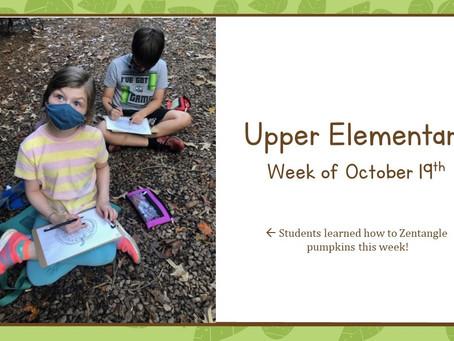 Upper El, 10/19-10/23