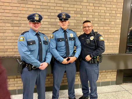 New St. Paul Police Officers