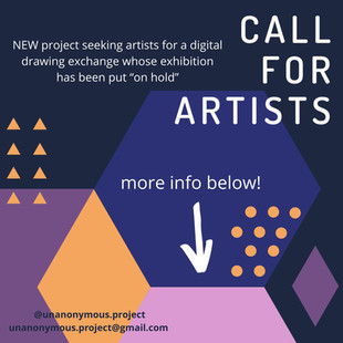 Call for Work for the Unanonymous Project!