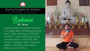 Pengalaman Meditasi Vipassanā Intensif 3 Bulan - BUDIMAN