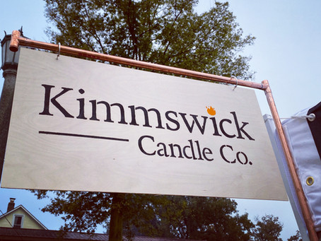 When you buy a Kimmswick Candle Co. candle, you'll help support the City of Kimmswick