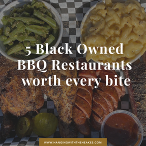 5 Black-Owned BBQ Restaurants in DFW Worth Every Bite