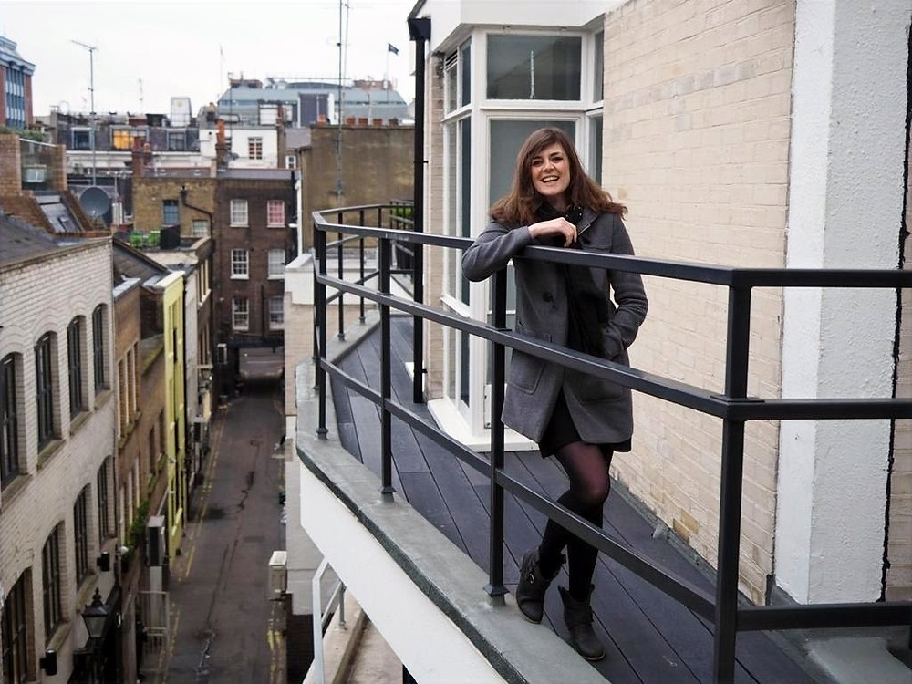 Hannah Duncan investment copywriter london