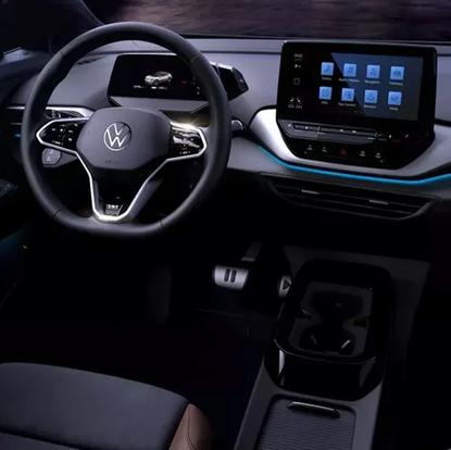 Volkswagen  ID 4 Design