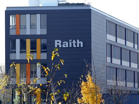 Secondment at Raith in Dortmund, Germany