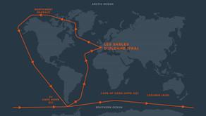 In jurul lumii, pe ruta de nord-vest