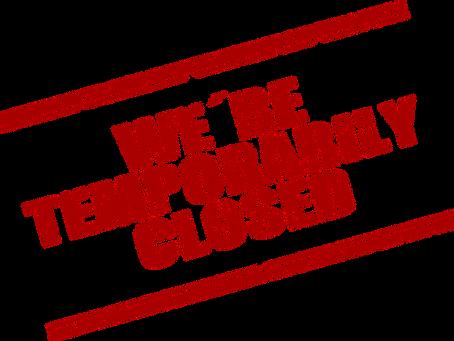Tijdelijke sluiting winkel i.v.m. coronavirus...