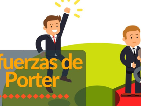 LAS 5 FUERZAS DE PORTER PARA LA COMPETITIVIDAD Y LA ESTRATEGIA
