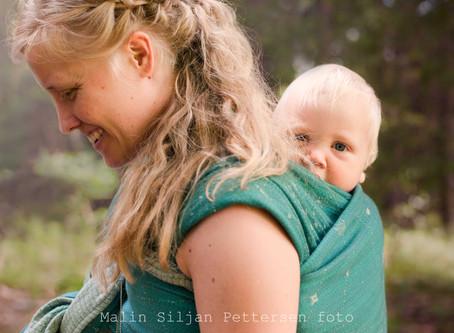 Å bære barnet sitt