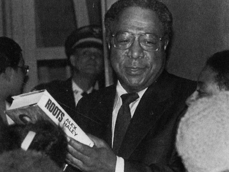 76.  Roots By Alex Haley-The Journey of African Americans
