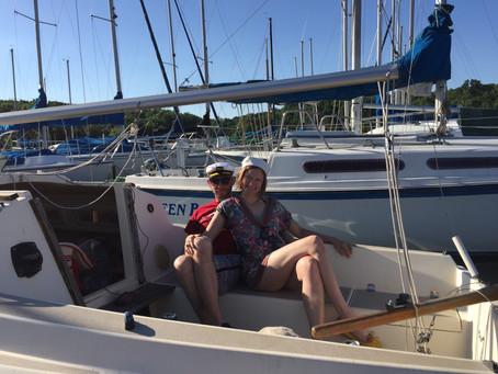 How I Unwind: Sailing